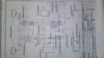 neuverkabelung fahr d15 bj 1950 fahr forum fahr. Black Bedroom Furniture Sets. Home Design Ideas