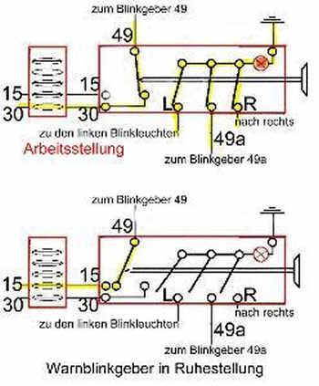 Nett Hella 550 Schaltplan Bilder - Der Schaltplan - greigo.com